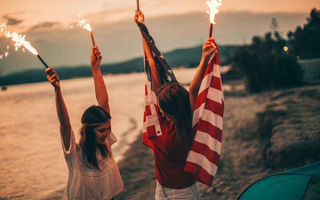 Best Places to Celebrate the 4th of July in 2021
